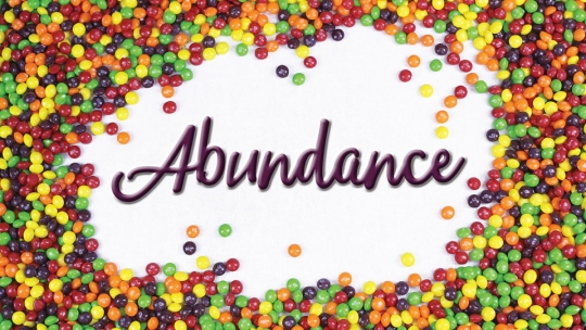 The Voice of Abundance
