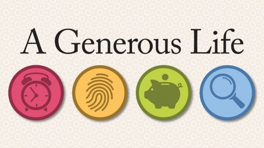 A Call to Generosity
