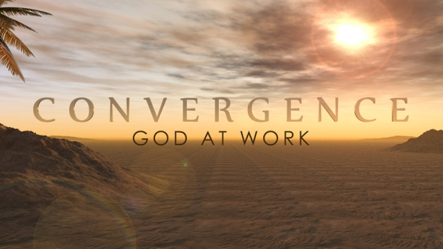 God At Work In The World
