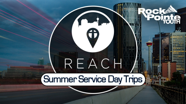 Reach Youth Day Trip - July 12th